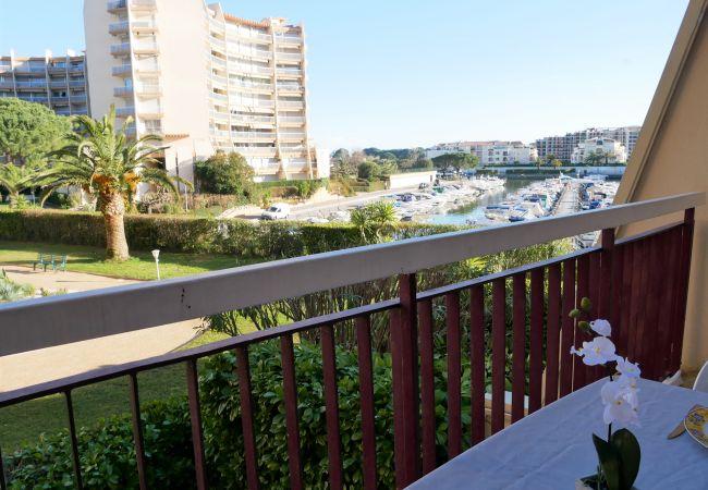Appartement à Mandelieu-la-Napoule - 2 PCS AU CALME PROCHE MER [OAP1-3529]