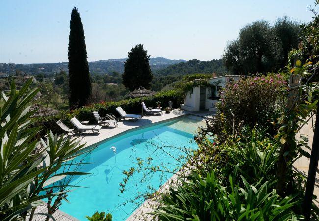 Villa à Mougins - [2675899] VILLA - PISCINE - JACUZZI - WIFI